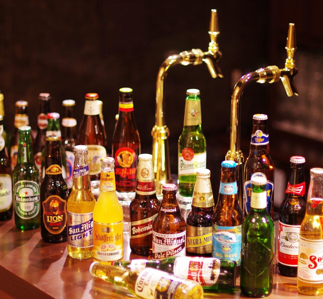 【夏はビールで決まり!】夏のビアパーティプラン2019