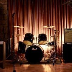 BENOAではドラムセットの貸し出しもOK!